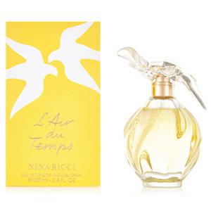 NINA RICCI L'AIR DU TEMPS lady  100ml edt